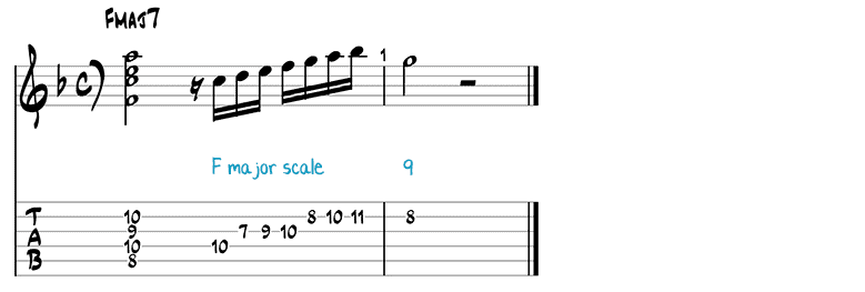 Jazz pattern 1