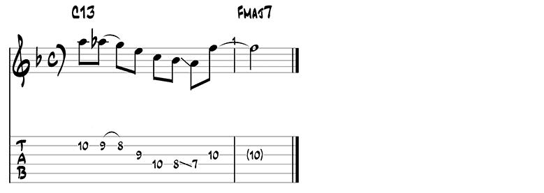Jazz Pattern 11