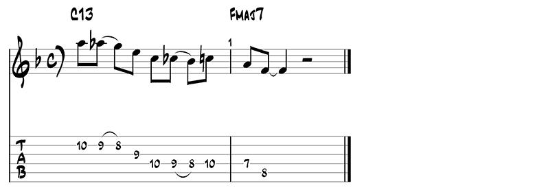 Jazz Pattern 11b
