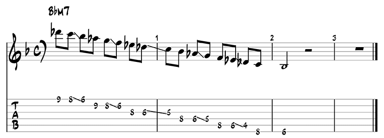 Jazz Pattern 4
