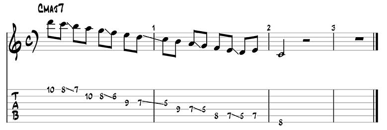 Jazz Pattern 4b