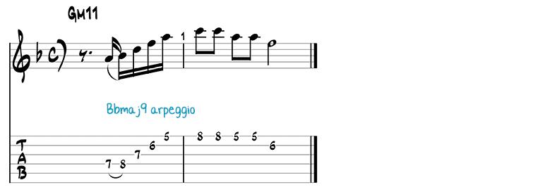 Jazz Pattern 5