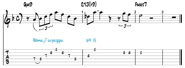 Jazz Pattern 6