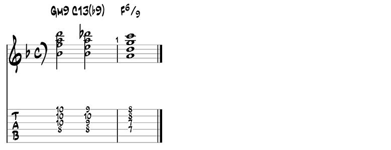 Jazz Pattern 6d
