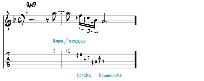 Jazz pattern 9