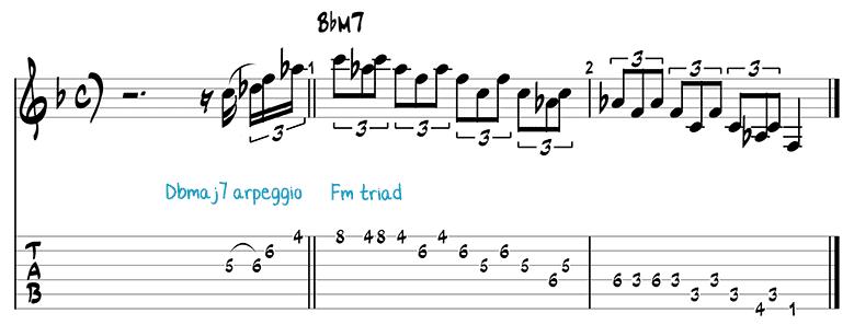 Jazz pattern 10