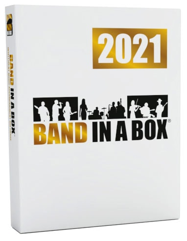 Band in a Box Pro 2021