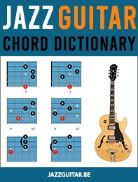 Jazz Guitar Chord Dictionary