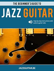 Jazz Guitar For Beginners eBook