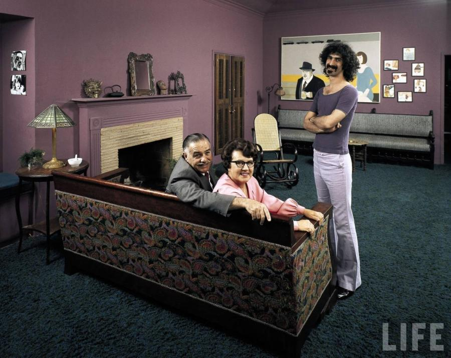 The Berklee ,300,000 Zappa tribute band-zappa-parents-jpg