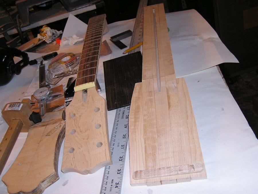 DIY Semi-hollow body guitar-p1010014-jpg
