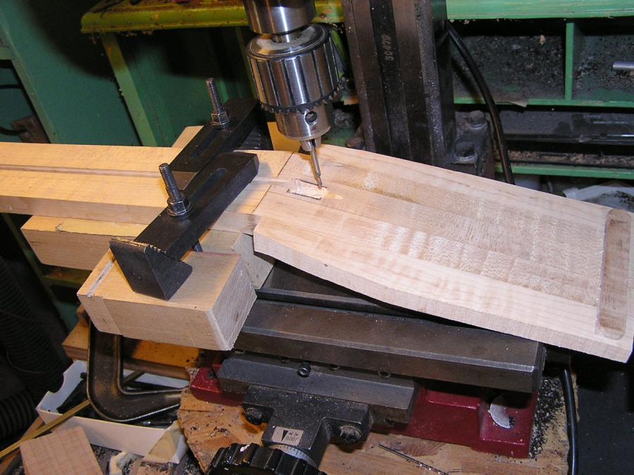 DIY Semi-hollow body guitar-p1010025-jpg