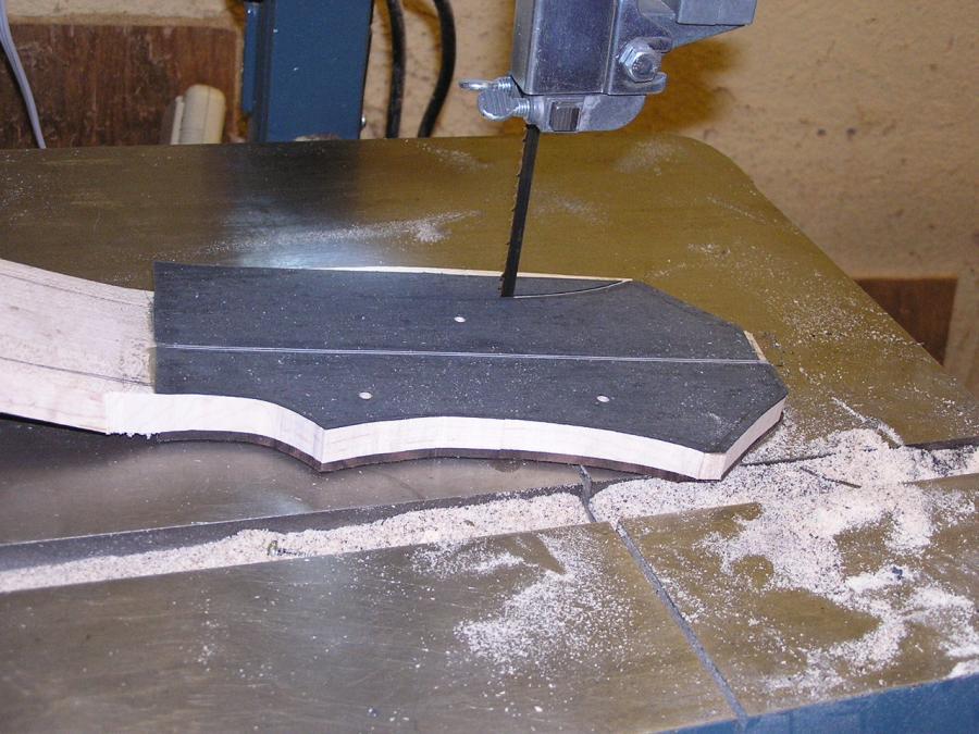 DIY Semi-hollow body guitar-p1010009-jpg