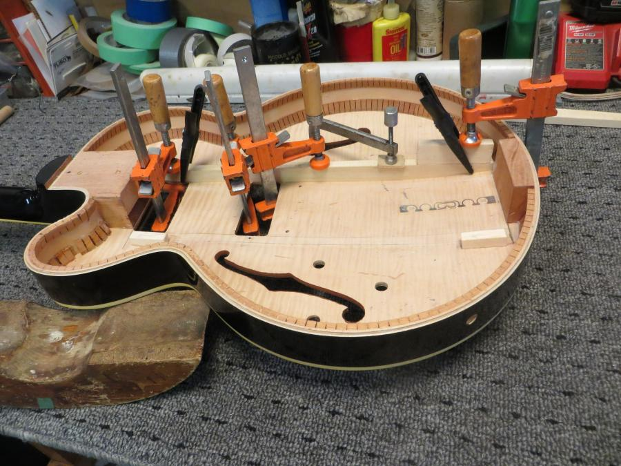 Unfortunate top brace fitting in new Gibson 275-img_0669-jpg