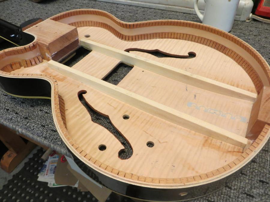 Unfortunate top brace fitting in new Gibson 275-img_0670-jpg