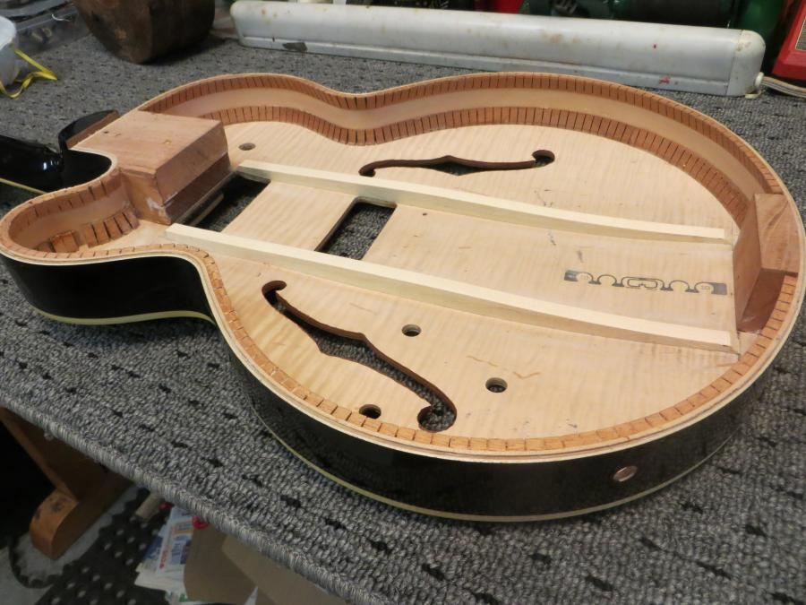 Unfortunate top brace fitting in new Gibson 275-img_0673-jpg