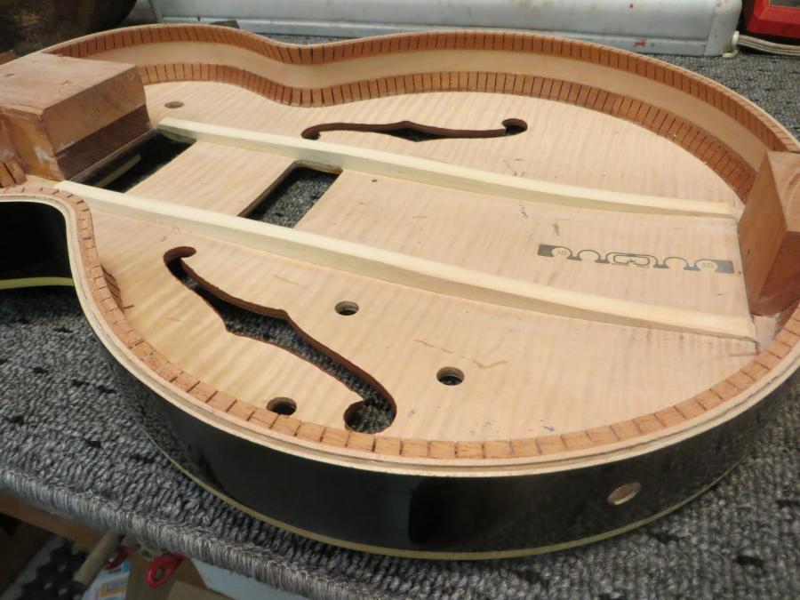 Unfortunate top brace fitting in new Gibson 275-img_06811-jpg
