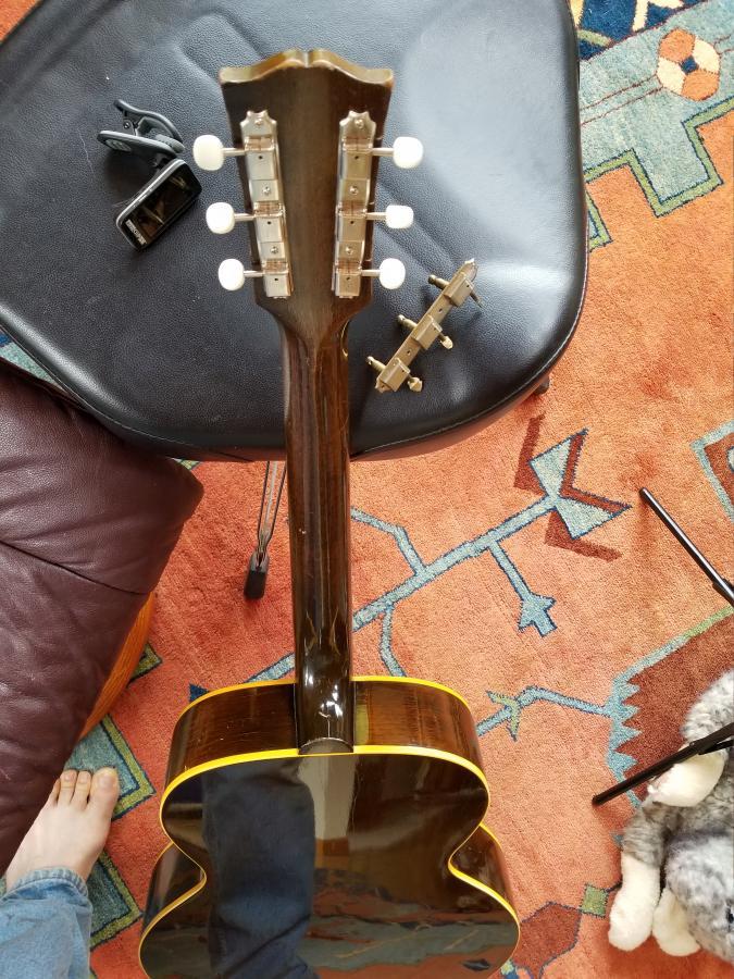 Vintage Kluson Tuners '46 Gibson 125-20200428_082942-jpg