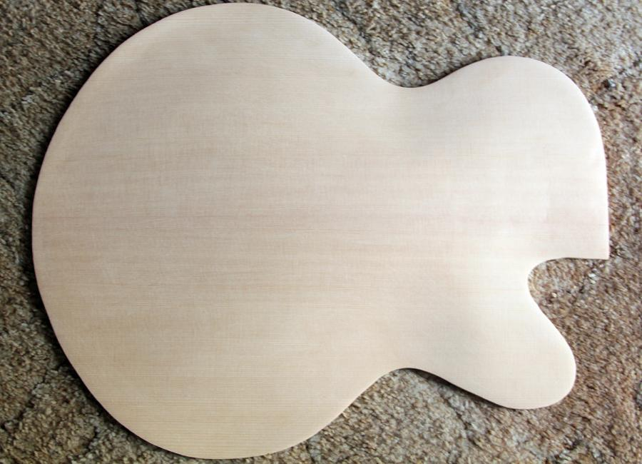 Built a Benedetto guitar from planks of wood-001-copy-jpg