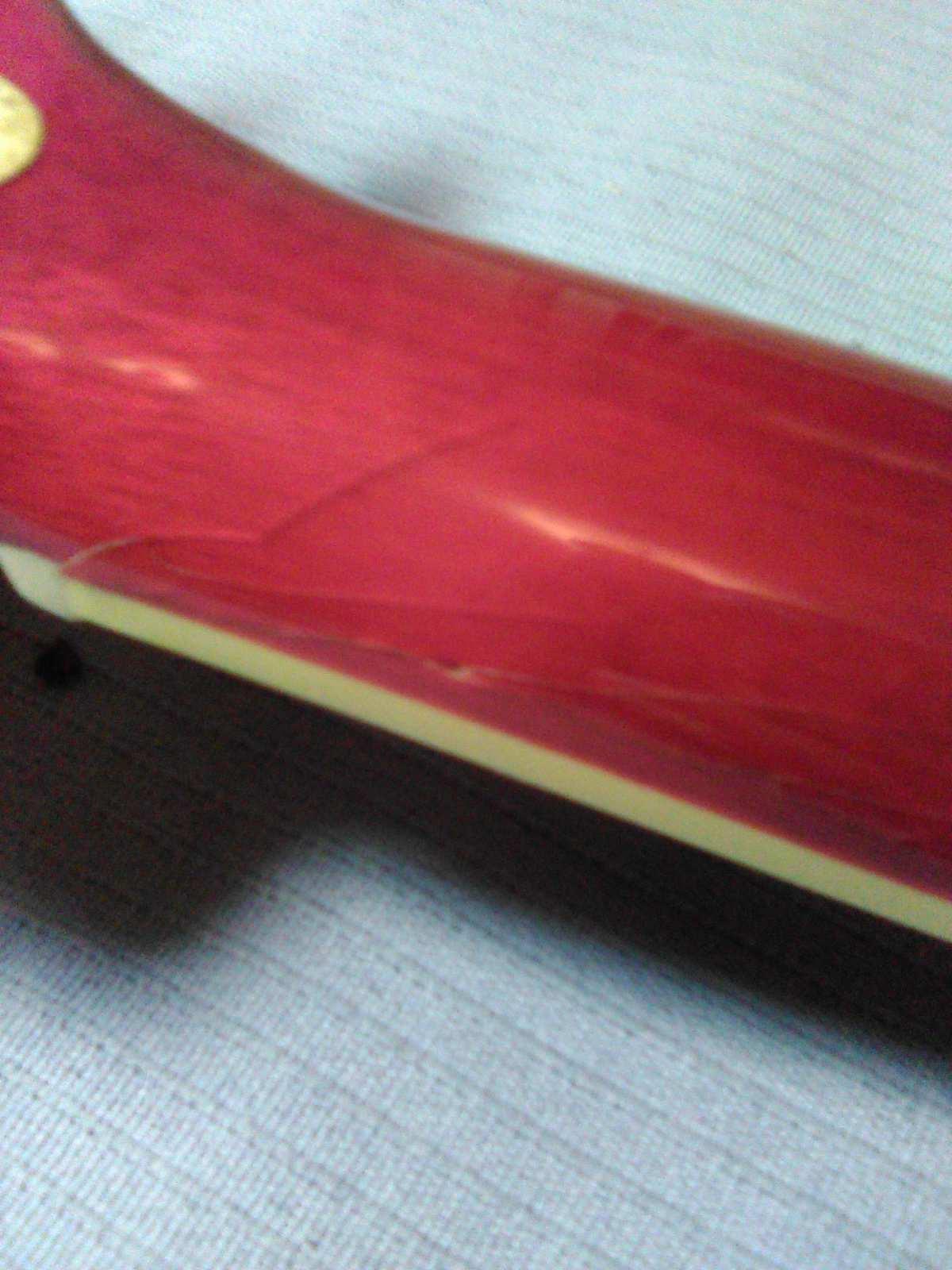 Respraying finish cracks in beater guitar-neck-2-jpg