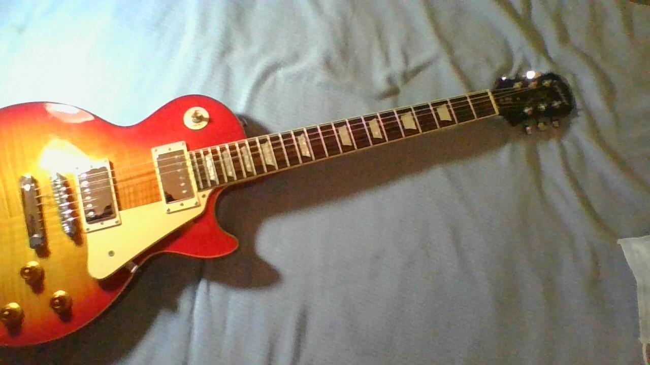 Respraying finish cracks in beater guitar-neck3-jpg