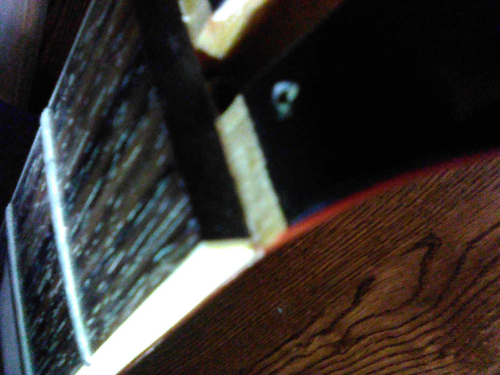 Respraying finish cracks in beater guitar-neck-6-jpg