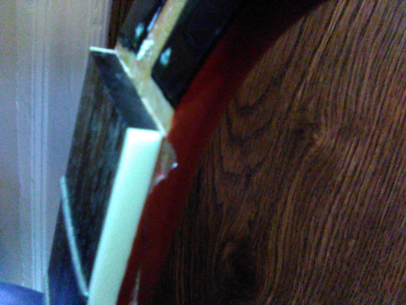 Respraying finish cracks in beater guitar-neck7-jpg