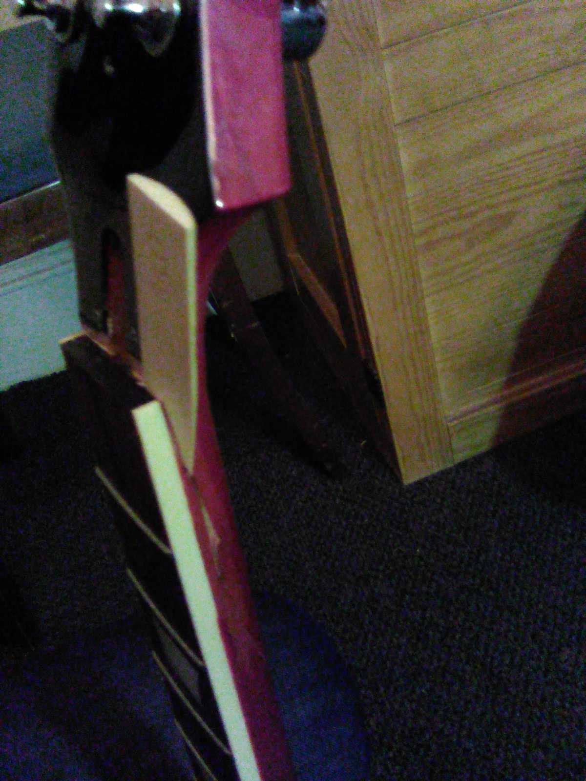 Respraying finish cracks in beater guitar-c1-jpg