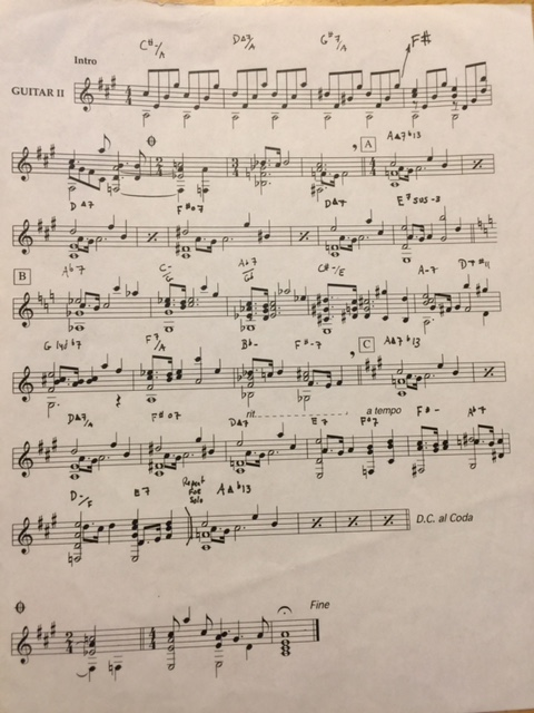 Mick Goodrick's 36 solo pieces for fingerstyle guitar??