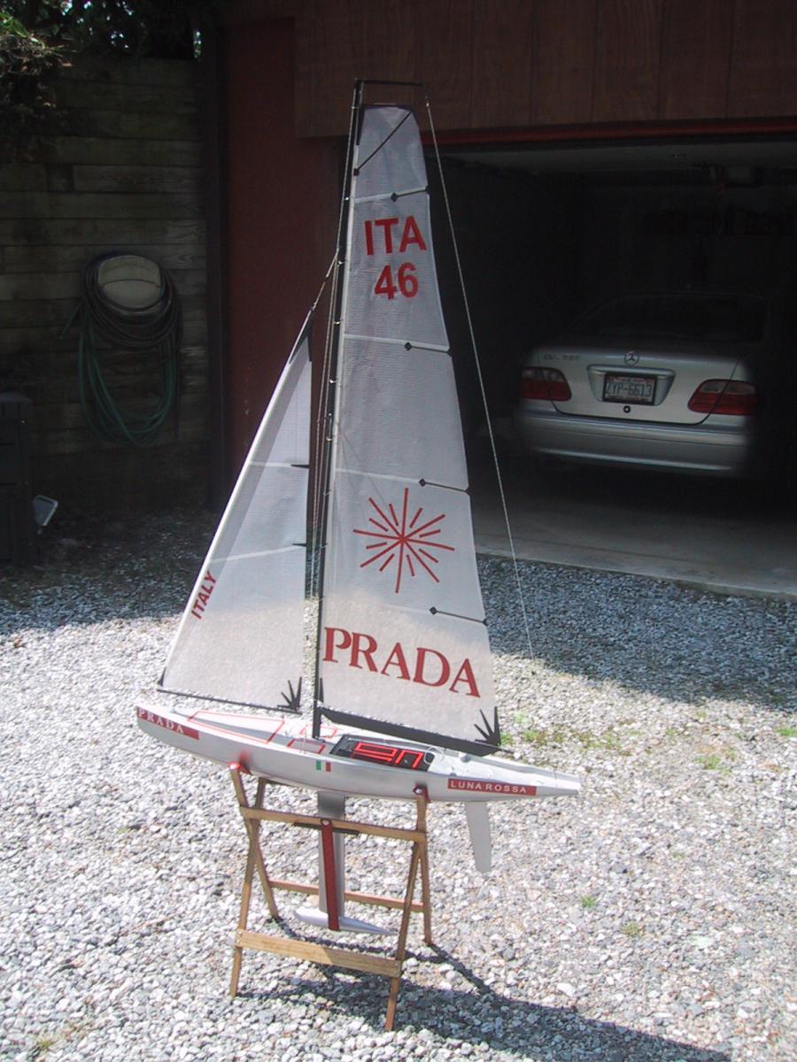 Set up and new Tunning Machines on Cordoba C5-prada-1-jpg