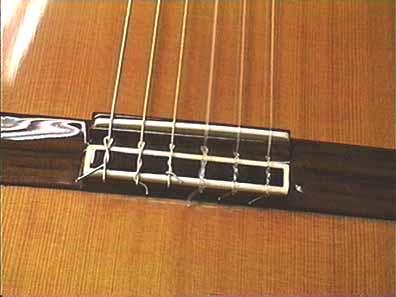 How to tell a good classical guitar?-badbridge-jpg
