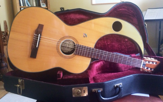 Classical style guitar for classical and jazz......-espana-jpg