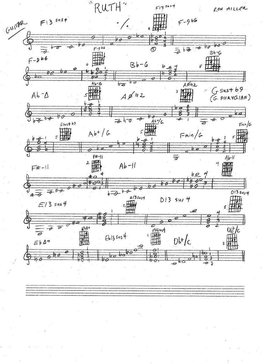 """Modern"" Jazz Harmony-ruth-chords-jpg"