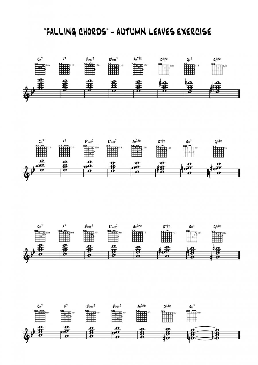 Triads or Shell voicings?