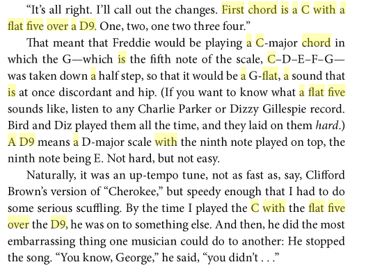 Help Me With A First Chord Is A C With A Flat Five Over A D9