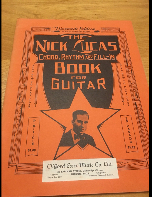 Nick Lucas Chord, Rhythm and Fill-in Book for Guitar-nick-lucas-chord-rhythm-fill-book-guitar_front-png
