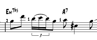 Can a m7b5 chord be used instead of a dimished chord?-untitled-jpg