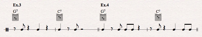 How to master jazz guitar comping rhythms?-ex-3-4-jpeg