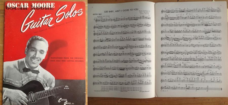 Jazz Golden era Chord Books-1946oscarmoore-jpg