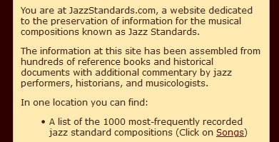 Preparing to record a bunch of jazz standards-js-songs-jpg