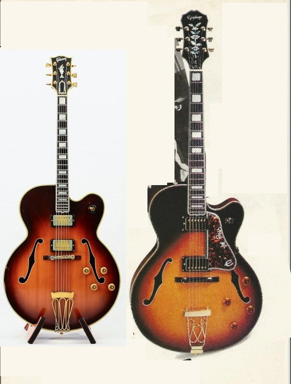 What about the Epiphone Joe Pass Emperor?