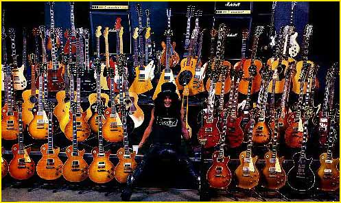 If you could have only one electric guitar ...-slash-jpg