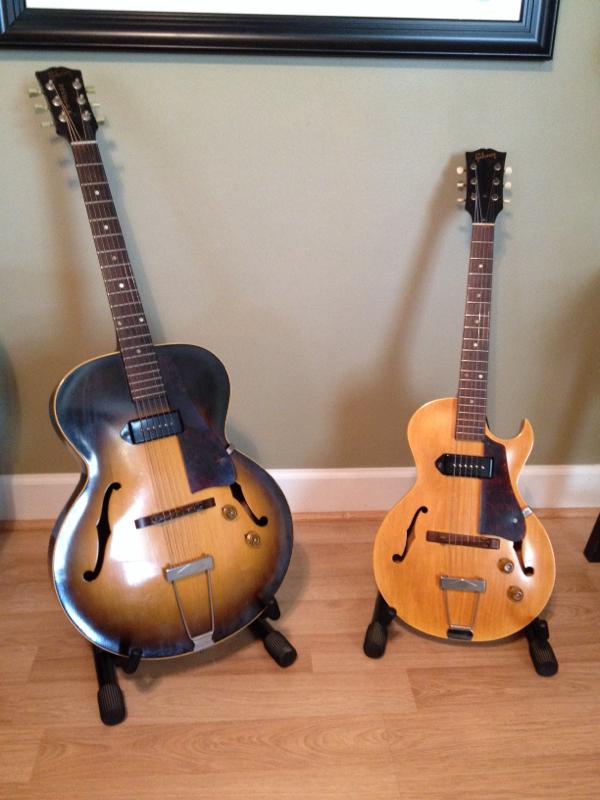 1956/7 Gibson ES-140T - Natural-image-2899277939-jpg