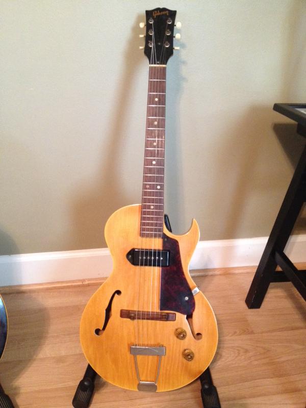 1956/7 Gibson ES-140T - Natural-image-3780865086-jpg
