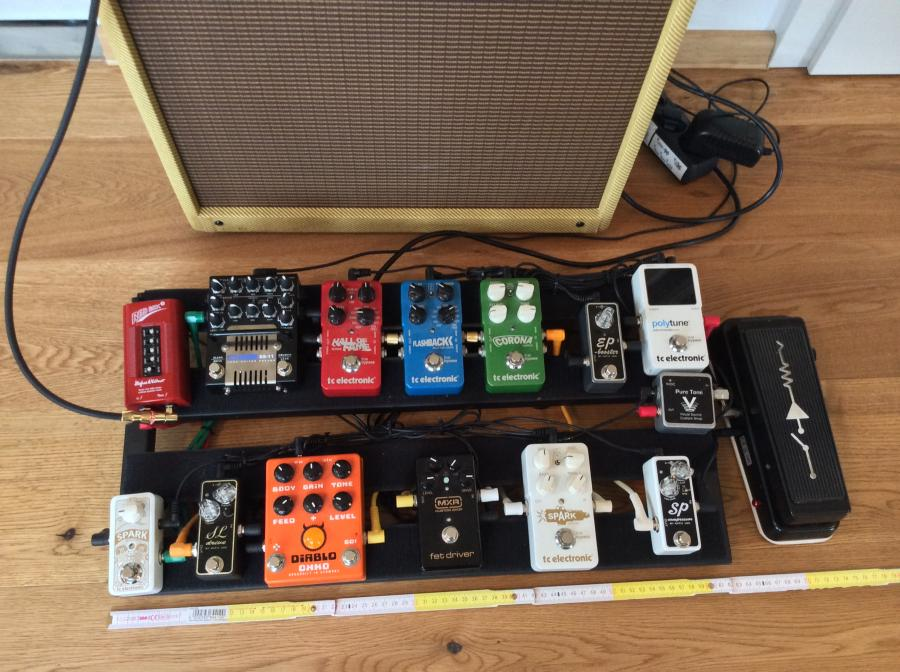 your pedal board chain whatchya got and how does use use it page 3. Black Bedroom Furniture Sets. Home Design Ideas
