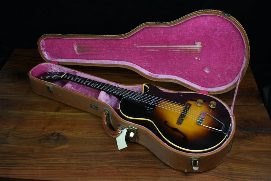 1956/7 Gibson ES-140T - Natural-es-140-jpg