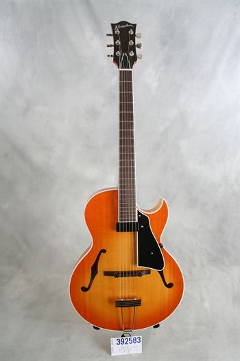 """Best"" Small Jazz Guitar (Archtop)-93491-jpg"