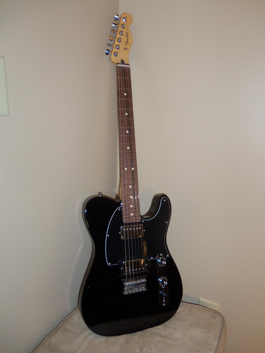 Telecaster For Jazz Which One Page 2 Single Coil Volume Pots No Switch Guitar Forum Blacktop Tele