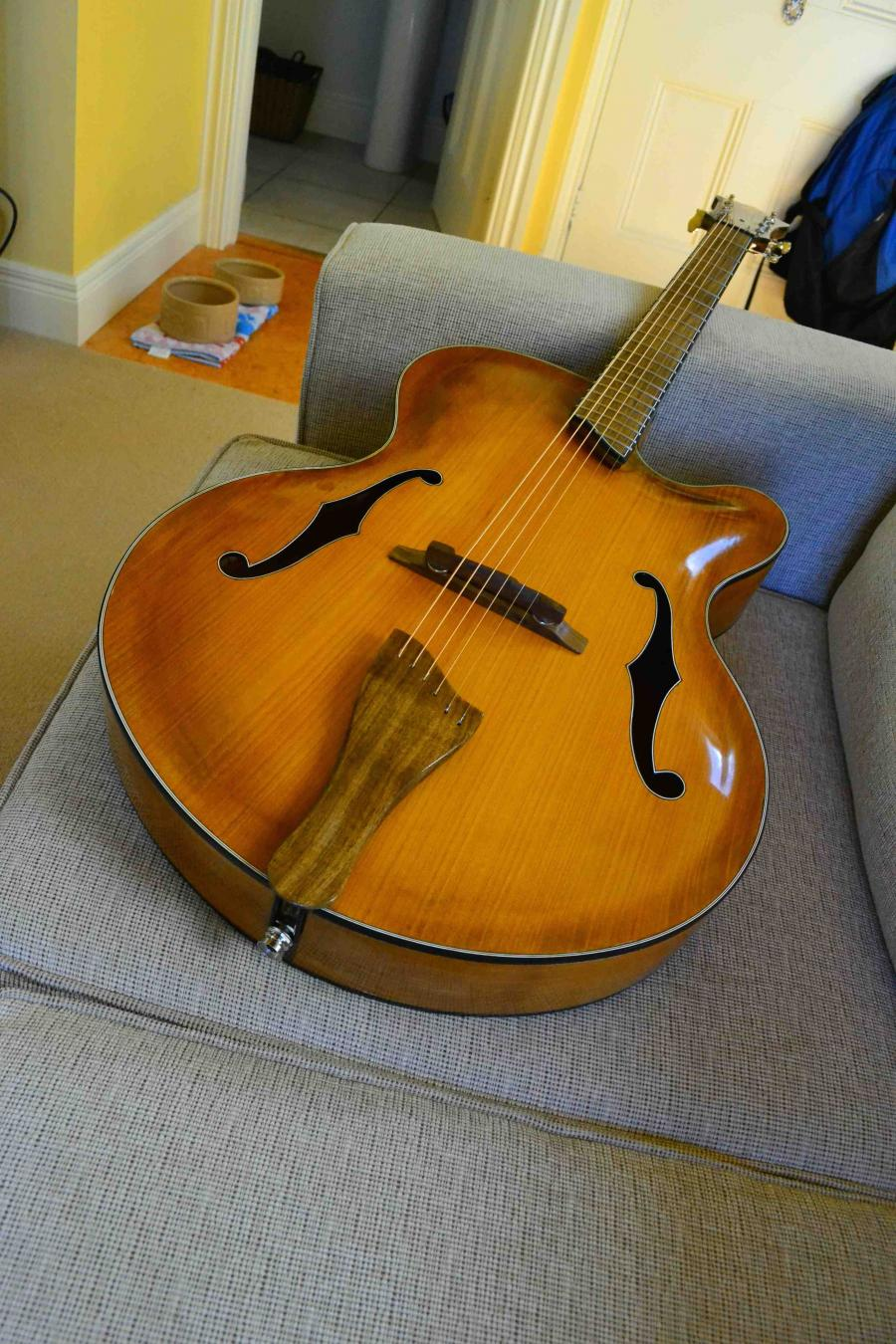 The Hard Way - Building a Jazz Guitar-short-front-2-jpg