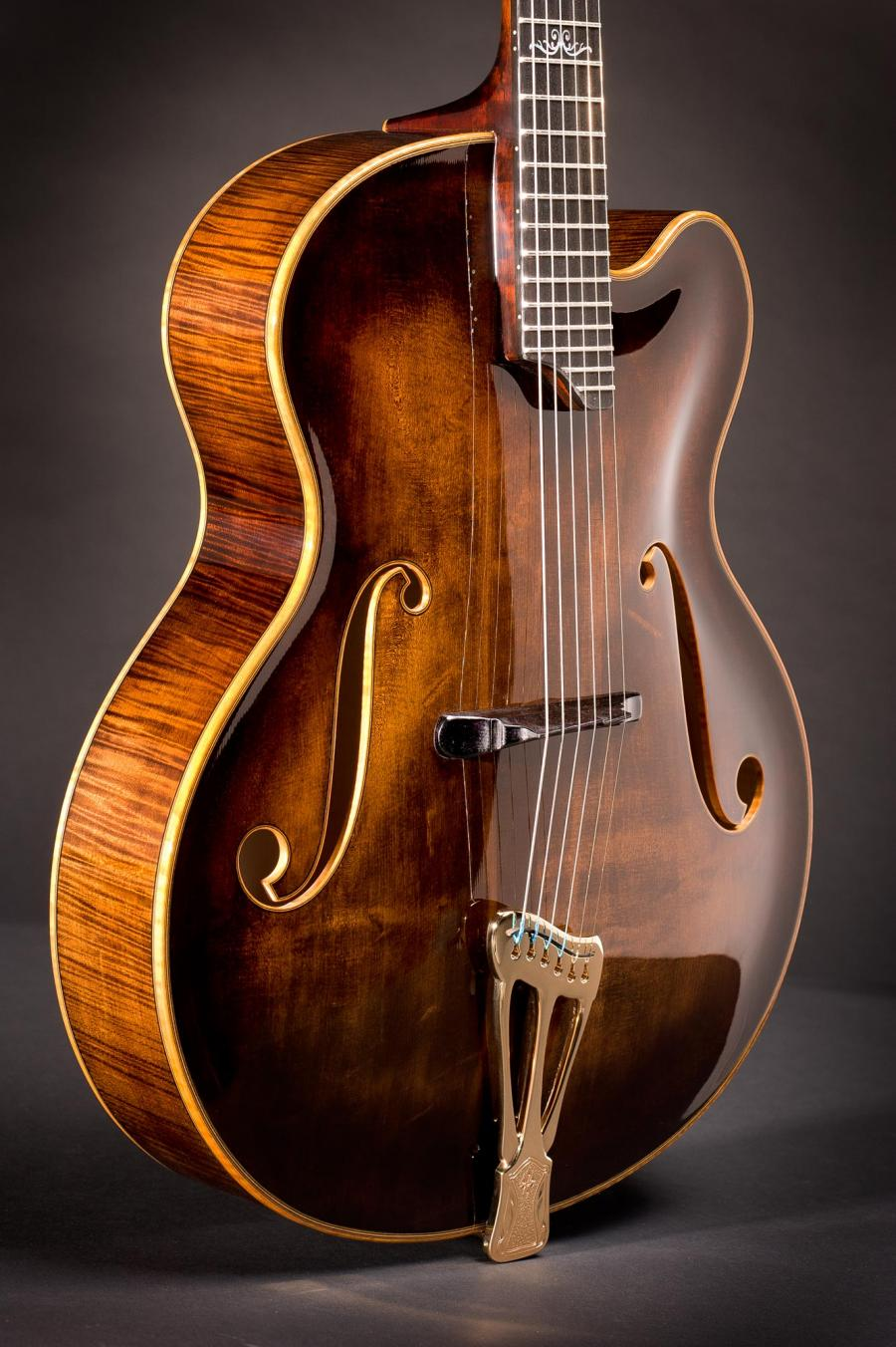 Vienna Apex The Most Beautiful Archtop I Ve Ever Seen